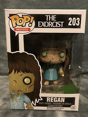 Spielzeug Movies #203 Vinyl Figur Funko Regan The Exorcist Der Exorzist Horror Pop Action- & Spielfiguren