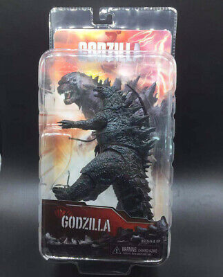 """12"""" NECA Godzilla 2014 Head To Tail Action Figure Movie Toy Collection New Toy"""
