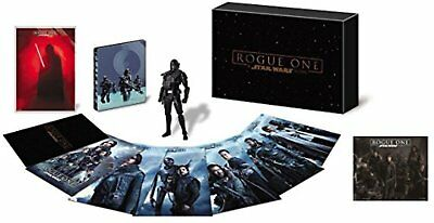 Rogue uno Star Wars Story Movienex Premium Blu-Ray F/S W/Tracking # Japan Nuovo