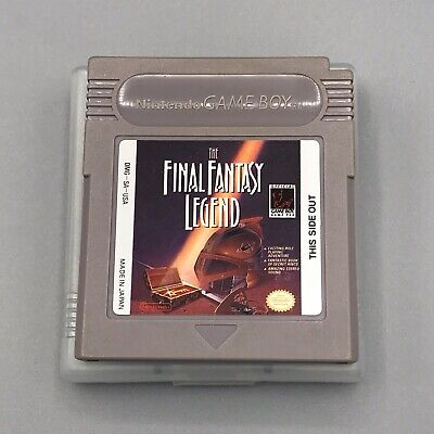 The Final Fantasy Legend ~ Cart Only for the Nintendo Gameboy