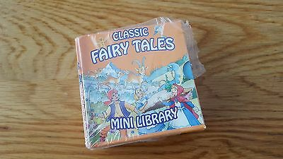 6 mini fairy tail books