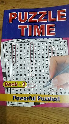 puzzle books no2
