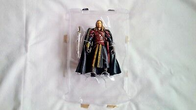 LOTR The Lord Of The Rings ROTK Action Figure-EOMER in CEREMONIAL ARMOR -Toy Biz