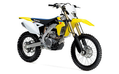2018 Suzuki RM-Z  BRAND NEW 2018 SUZUKI RMX450 MX DIRTBIKE CLOSEOUT $7149 CALL ADAM TODAY