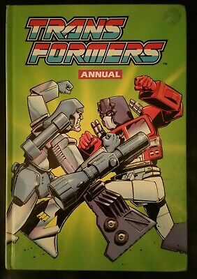The Transformers Annual 1989