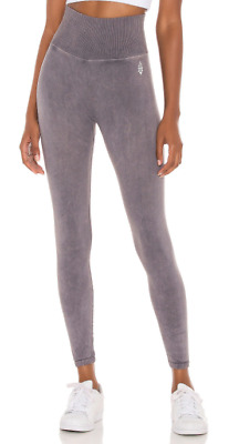 NEW Free People Movement High-Rise 7//8 Good Karma Leggings in Pink XS//S 102.12