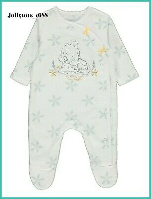 New Tatty Teddy Baby Girls Top Leggings Set Babygrows Floral Character Clothing