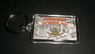 PITTSBURGH PIRATES PNC PARK OPENING DAY KEYCHAIN vs CINCINNATI REDS