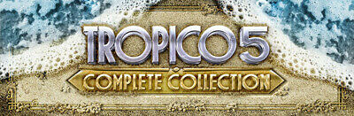 Tropico 5 Complete Collection  PC CD Key