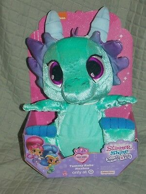 New Shimmer /& Shine Sparkle Pets Tummy Rubs Nazboo Target Exclusive