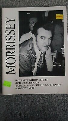 The Smiths - Wilde about Morrissey USA fanzine number 5 (1994) A4 in size