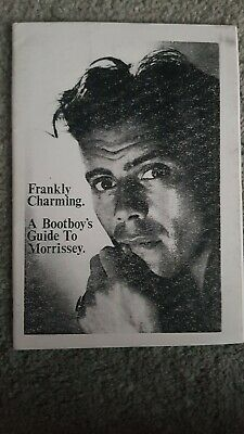 The Smiths - Morrissey Frankly Charming fanzine 1992 issue 3