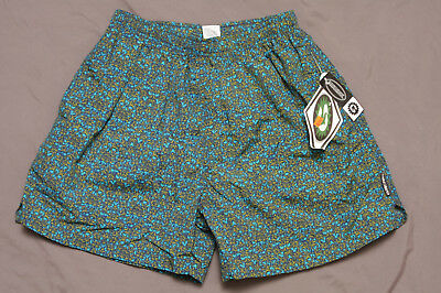NOS Vtg GOTCHA 32 Bathing Suit 90's skate beach surf volleyball swim trunks NWT