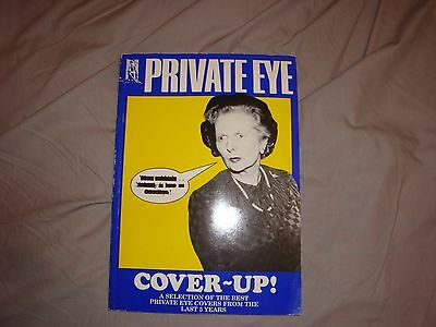 Private eye cover-up - 1989