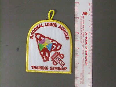 NATIONAL YOUTH LEADERSHIP Training NYLT STAFF NON Boy Scout Patch