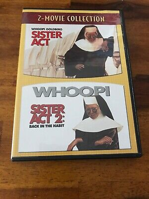 Sister Act/Sister Act 2 (DVD, 2007, 2-Movie Collection)