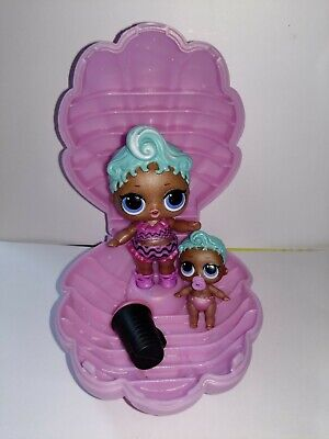 Genuine Lol Dolls Pearl Surprise Precious & LIL Precious Sold as Seen in the Pic