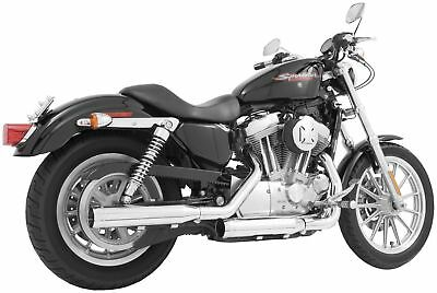 Signature Slip-On Silencieux Freedom Performance Hd00197 Chrome Harley Sportster