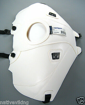 Triumph TIGER 1050 07-13 Bagster TANK PROTECTOR COVER new IN STOCK whte 1540A