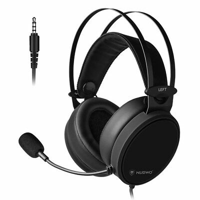 PS4 Gaming Headset, Xbox one Headset 3,5 mm PC Stereo Gaming Kopfhörer neu