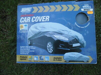 MP 9851 Maypole Small Breathable Water Resistant Car Cover VW Caddy Combi