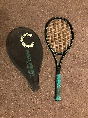 Vintage Fred Perry Tennis Racket Limited Edition