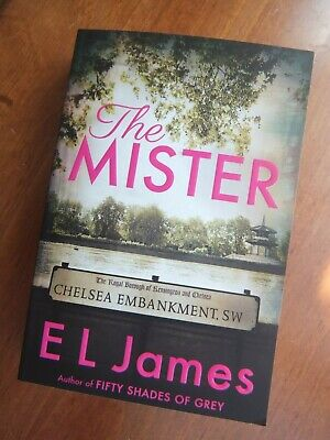 The Mister by E L James  - New - Released 16/04/19