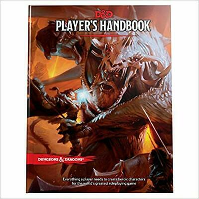 [PDF] Players Handbook Dungeons Dragons August 19, 2014 by Wizards RPG Team