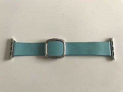 Original Apple 38mm Modern Buckle leather strap for apple watch series 1/2/3/4