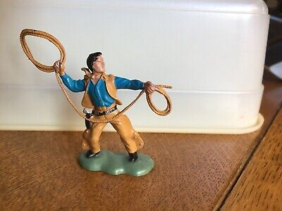 Britains Cowboy With Lasso 1/32, c1970