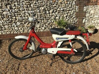 Honda PC50 Moped - 1973 (M registration)