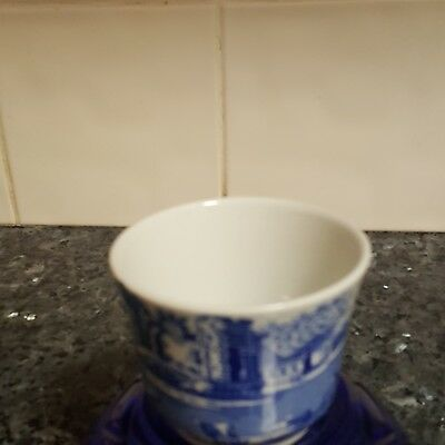 Spode BLUE ITALIAN votive holder