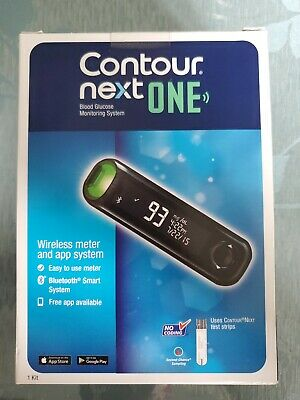 CONTOUR NEXT ONE - Wireless meter and app system - Blood