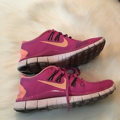 45efee77e2ab NIKE FREE 3.0 V5 Running Women s Shoes Size 11 -  81.11