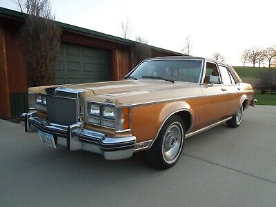 1977 Lincoln Other  1977 Lincoln Versailles - 1 Family Owned with 48,600 Original Miles