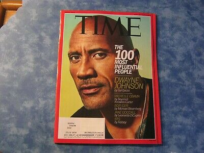 TIME MAGAZINE April 29/May 6, 2019 Double Issue THE 100 MOST INFLUENTIAL PEOPLE