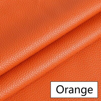 200 X 140Cm Artificial Leather Cloth PU Sewing Faux Leatherette Upholstery Craft
