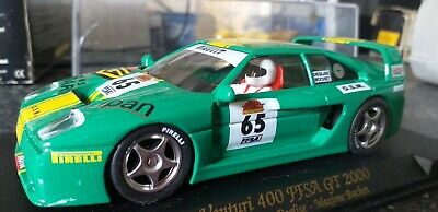 scalextric  fly  Venturi 400 GT car boxed