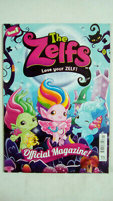 The Zelfs Official Magazine Issue Number 1 Magazine Only NO FREE GIFT