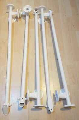 5 Additional Handrail Mobility Disability Aid Stair Rail Banister Floor Supports
