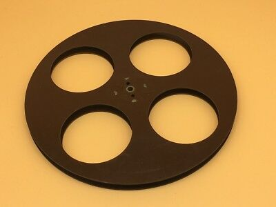 Large 9.5mm Bakelite Cine Take-Up Film Spool (900ft / 275m)