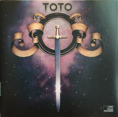 Toto - Toto  Cd