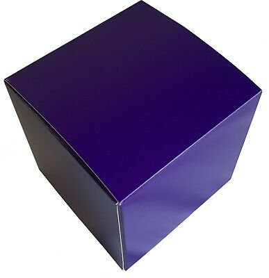Wedding & Party Favours Wholesale Packs Of 200 Purple Cupcake Bathbomb Boxes