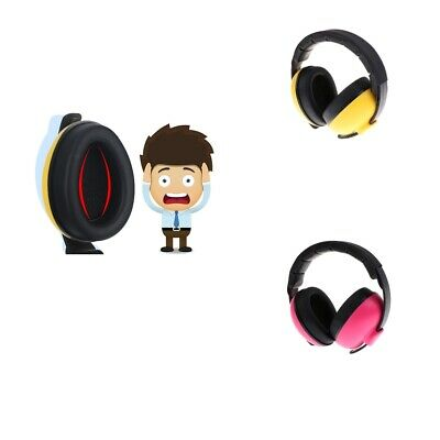 2Pcs Baby Ear Muff Defenders Noise Reduction Comfort Festival Protection