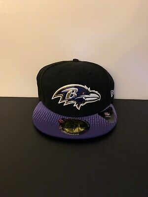 uk availability 061e0 d2cce Baltimore Ravens New Era 2017 NFL Draft Official On Stage 59FIFTY Fitted Hat  -