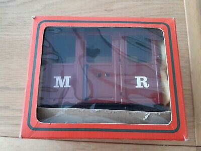 Genuine 1980s Mamod Steam Railway RW5 boxed passenger coach wagon excellent