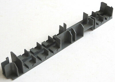 LEGO PART BLACK HAIR WITH PONY TAIL FOR MINI FIGURE PART NO X104