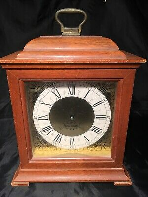 Vintage Seth Thomas Legacy Carriage Mantle Clock, A206-002, 6806, For Project