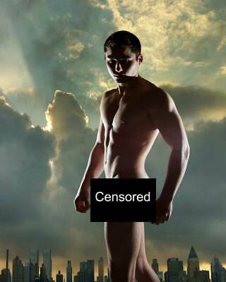 Young God Fine Art Nude Male Photo Print 8x10 Gay MT