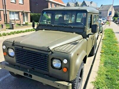1986 Land Rover Defender 110 DEFENDER 110 LHD   DOOMSDAY PREPPERS ARMY  HUMMER'S BRO! ARMY  NO RESERVE!